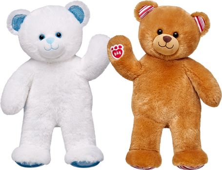 Build a bear png. Buy one get free