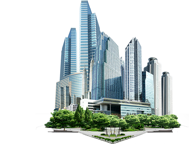 Big buildings image purepng. Building png clip art black and white stock