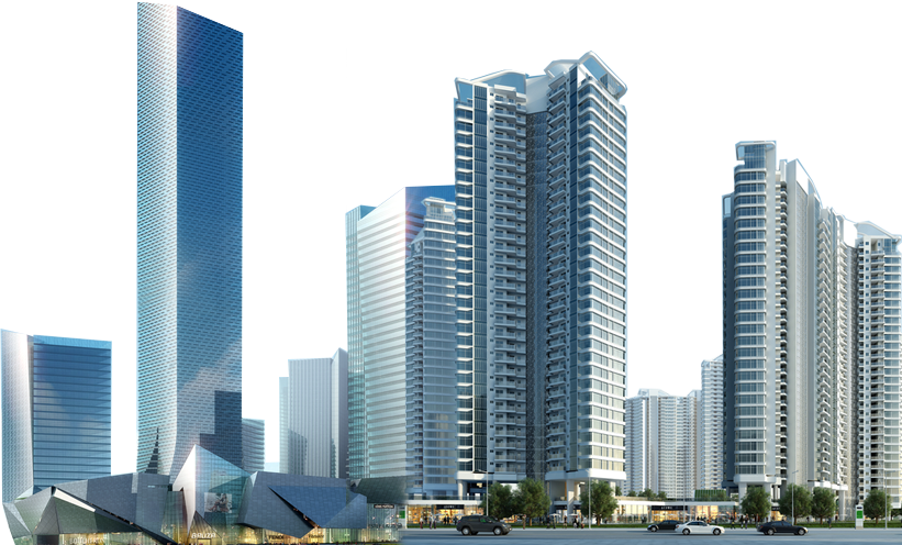 Images free download. City building png vector free