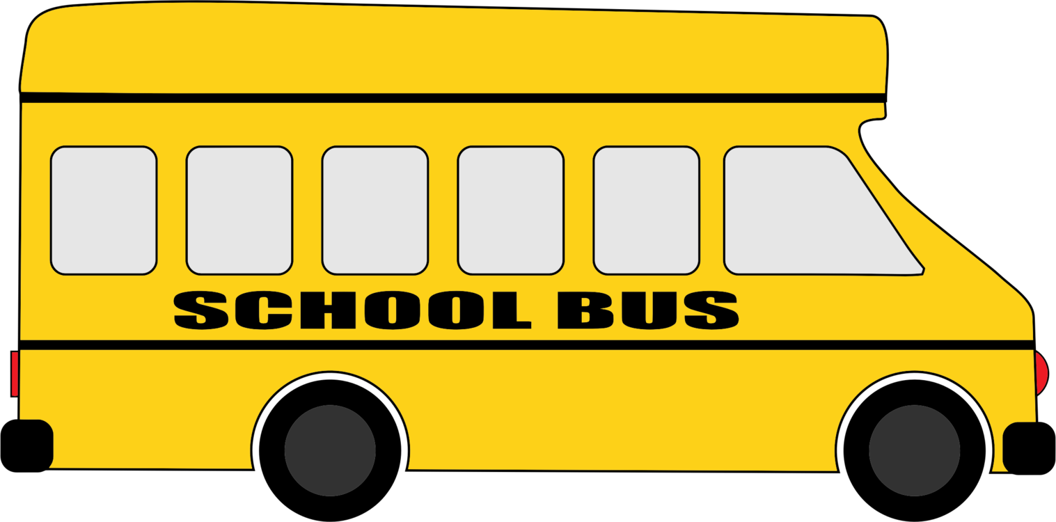 Building clipart bus. School yellow transport free
