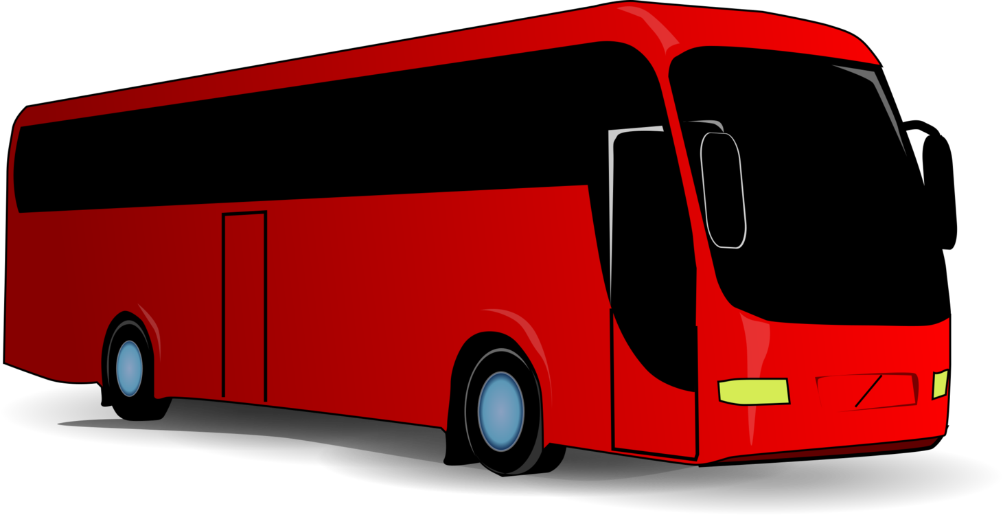 Building clipart bus. Tour service coach transit