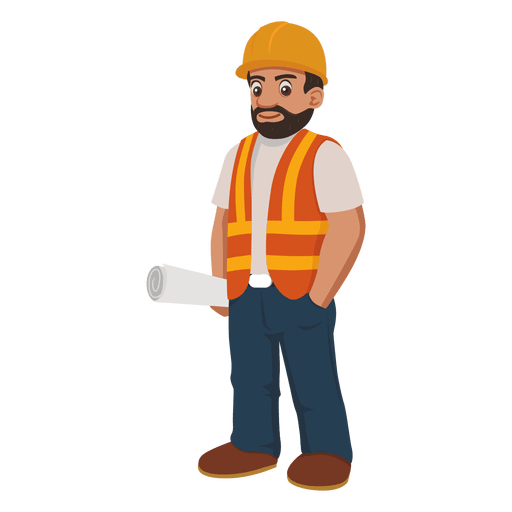 Construction png images all. Worker vector transparent jpg free