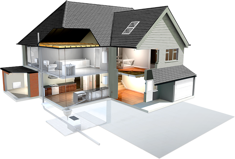 Building design png. House images cliparts free