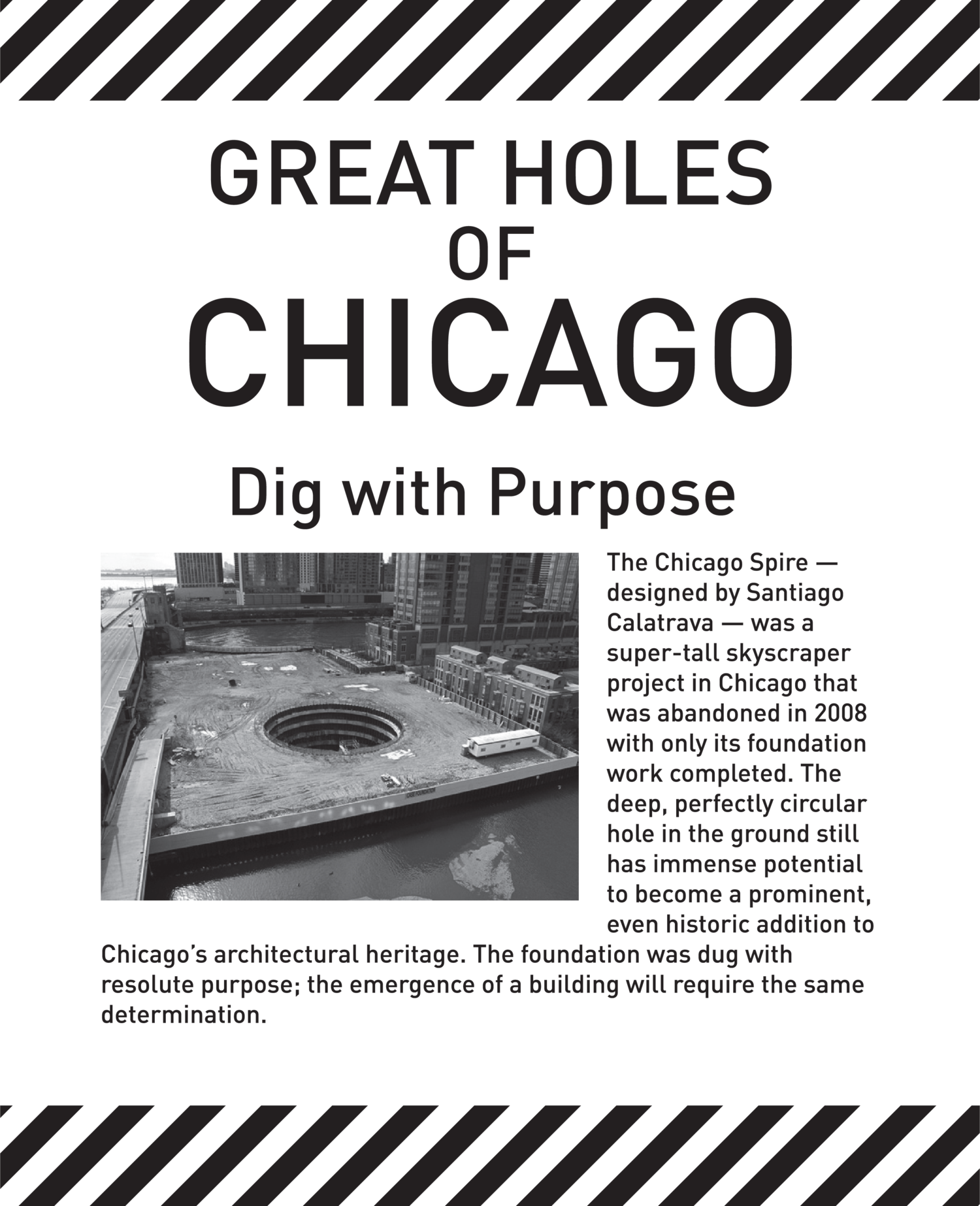 Building hole png. Great holes of chicago
