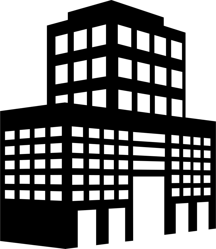 Building icon png. City buildings svg free