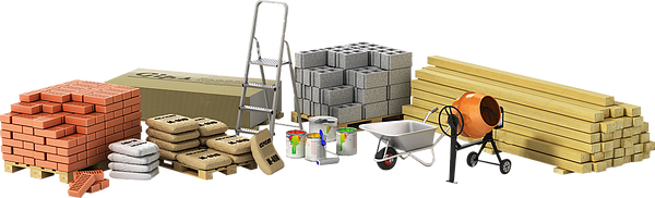 Building materials png. Construction image