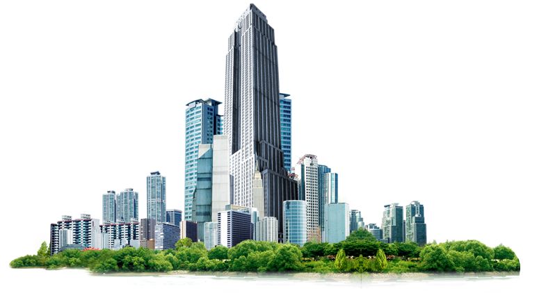 Buildings transparent. Building png images free