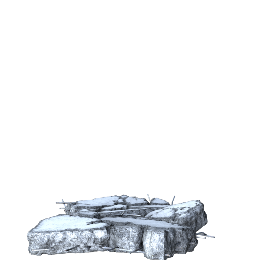 By cgartiste on deviantart. Bulding rubble png jpg library download