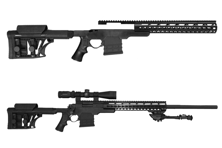 Built arms png. American company presents the