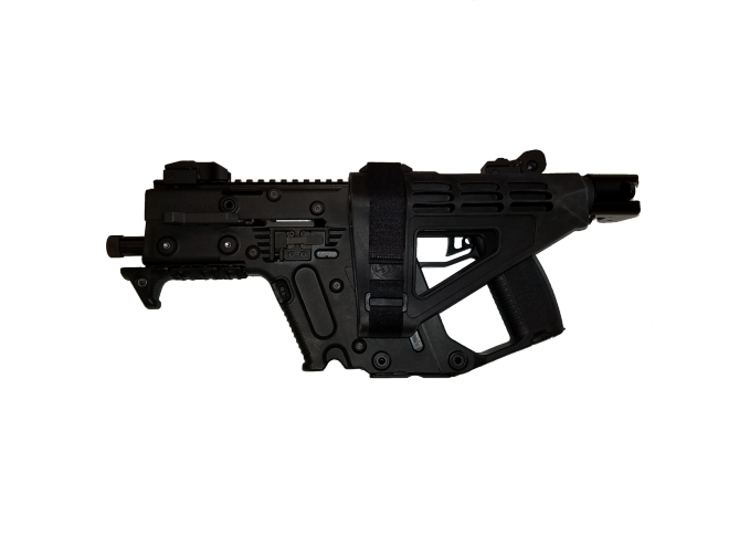 Vector handguns big gun