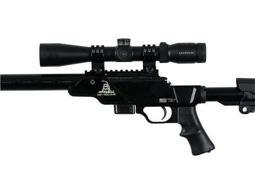 Built arms png. A b chassis rifle