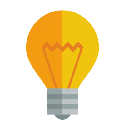 Light bulb vector png. Download free transparent image