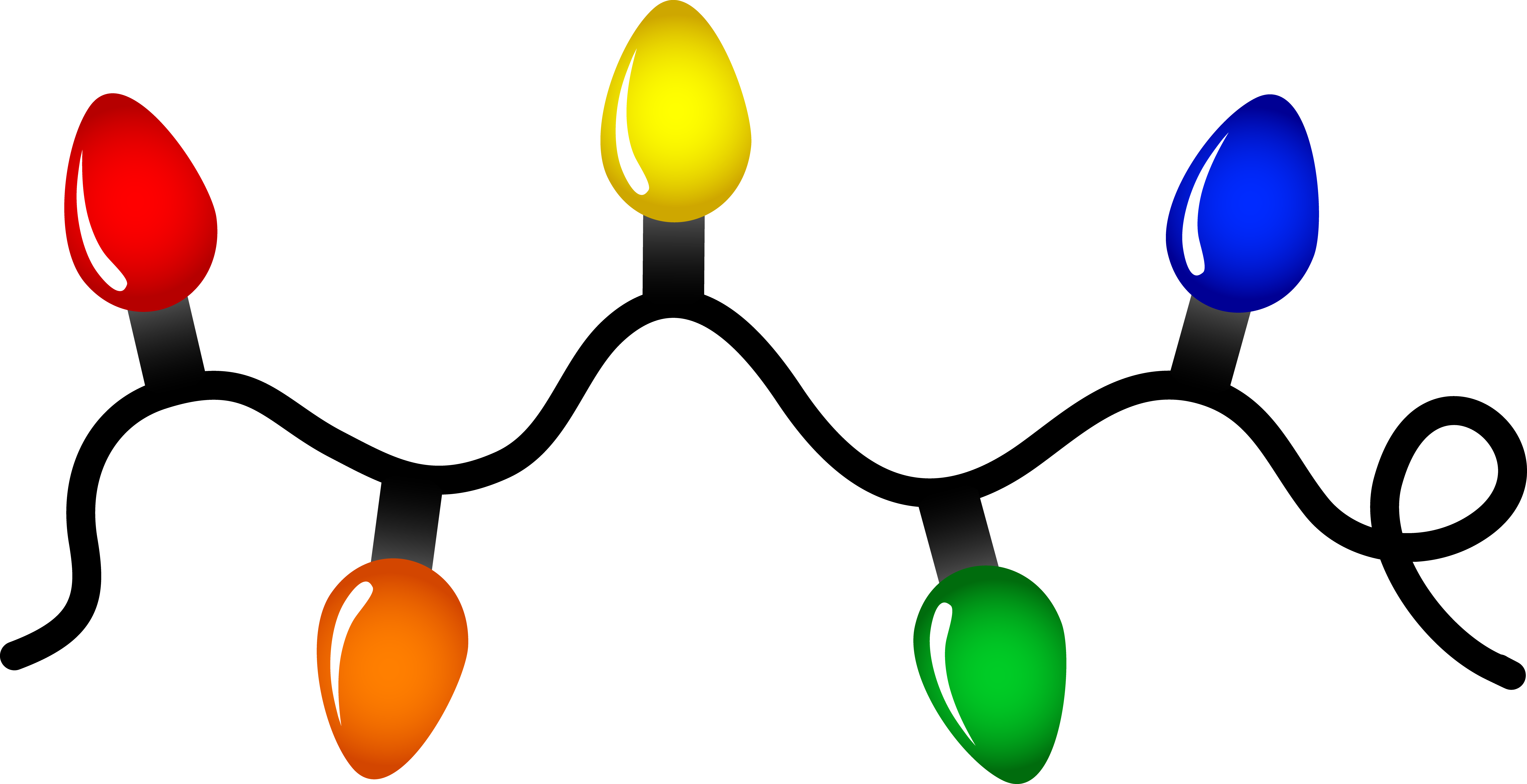 String lights transparent png. Mark your clipart graphic library library