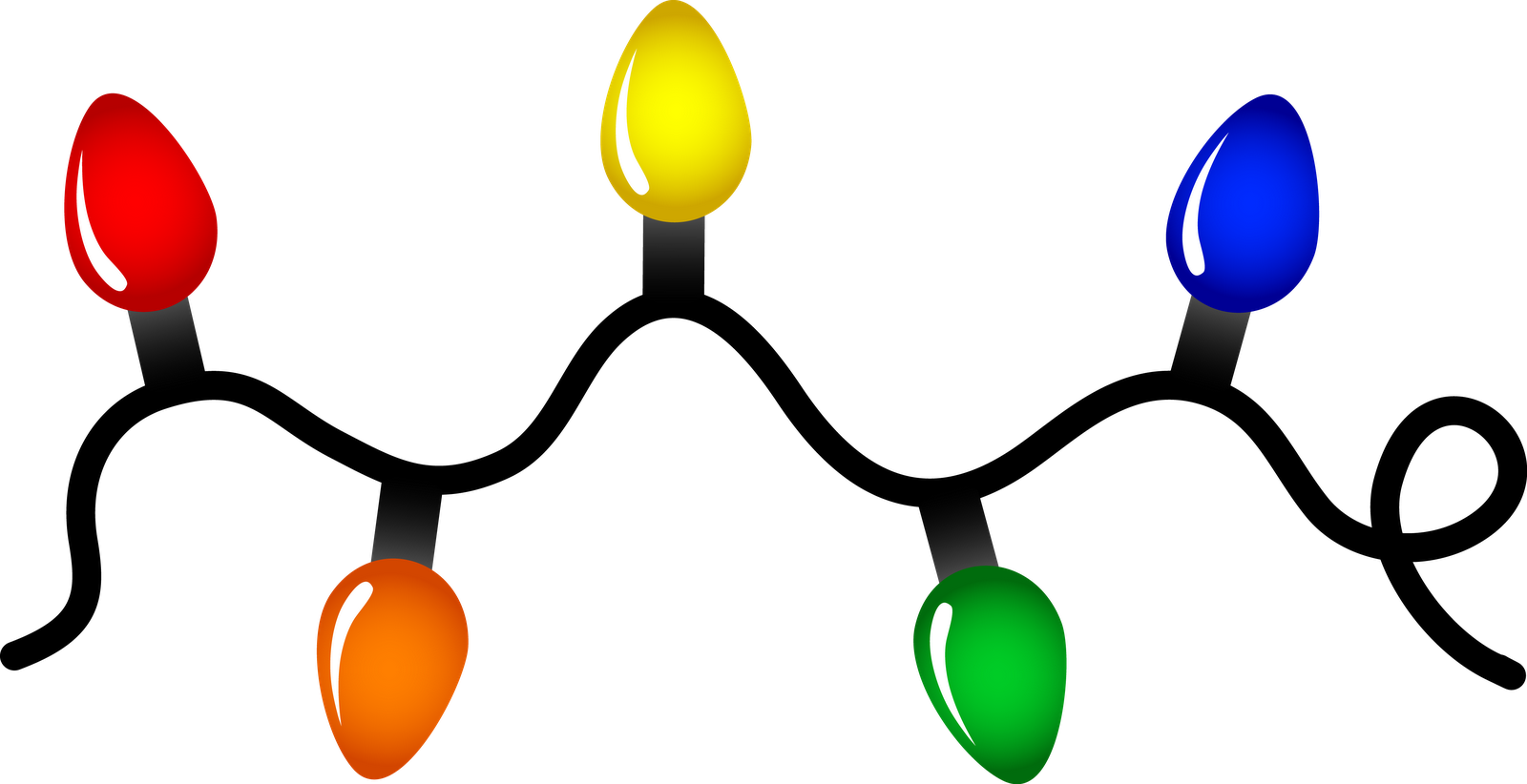 Bulb drawing christmas. Light clipart at getdrawings