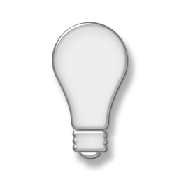 Bulb drawing realistic. Group