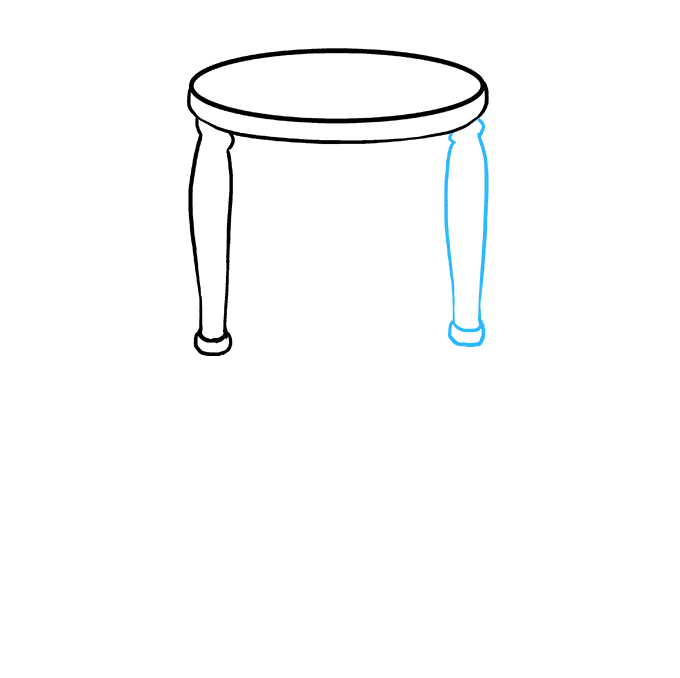 Bulb drawing upside down. How to draw an