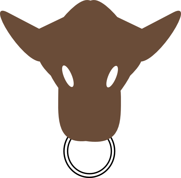 ox vector male cow