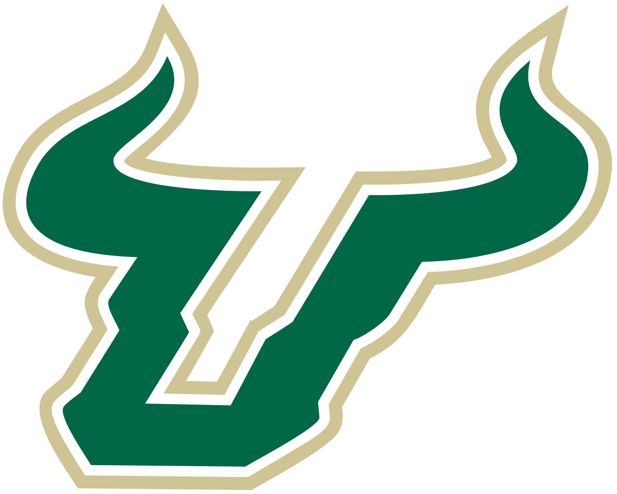 Bull logo sports png. South florida bulls wikipedia
