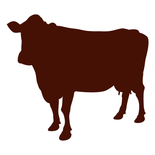 cattle vector farm animal