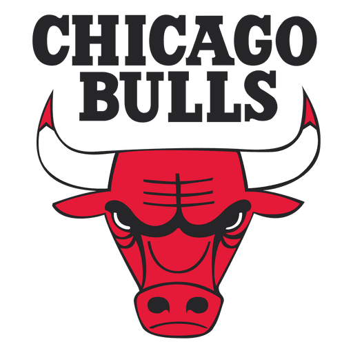 Bull vector png. Chicago bulls logo transparent