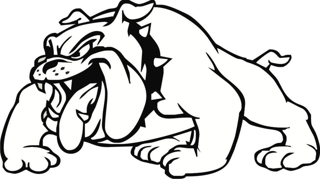 Free pictures clipartix crafts. Bulldog clipart black and white download