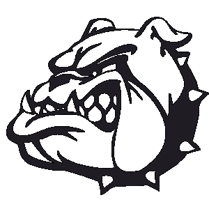 Bulldog clipart. Free images icon site
