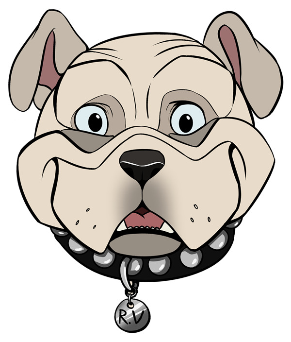 Rio vista elementary school. Bulldog face png picture transparent stock