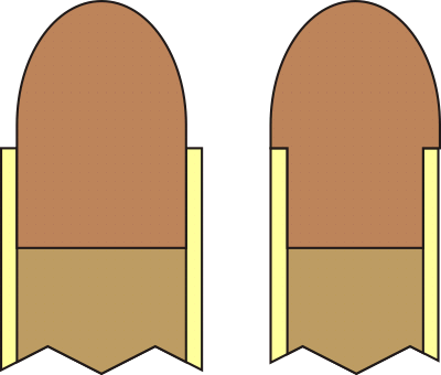 Bullet clipart wood png. Heeled wikiwand design right