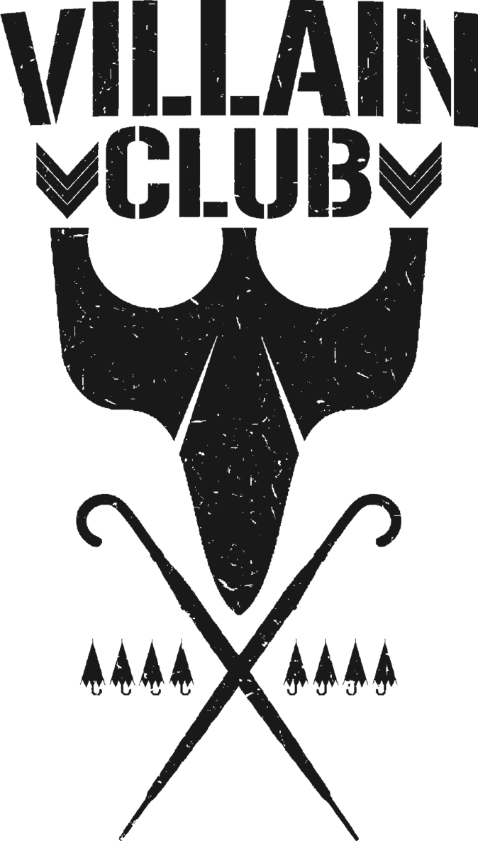 Bullet club logo png. Villain black by darkvoidpictures