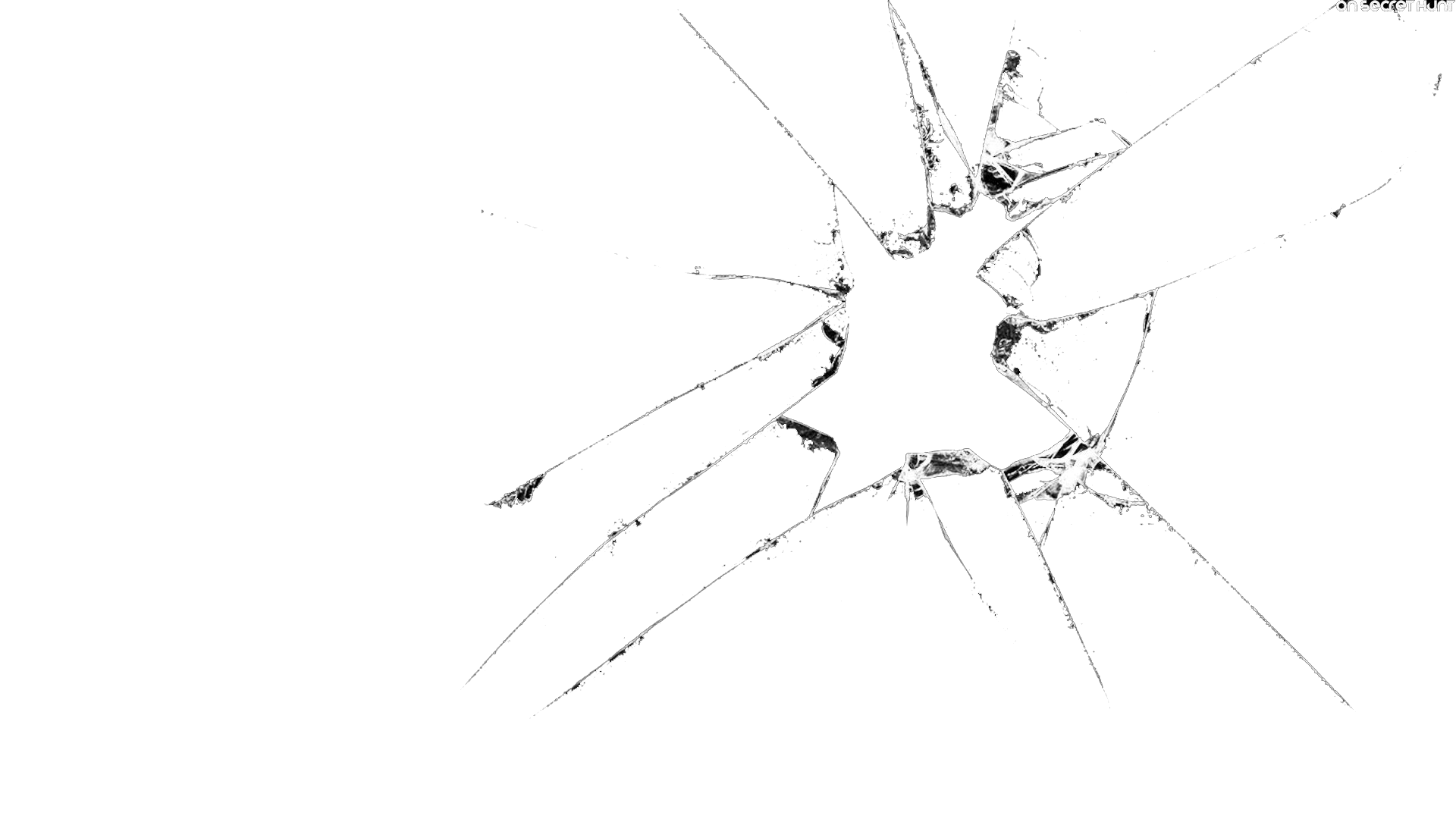 Crack glass png. Collection of cracked