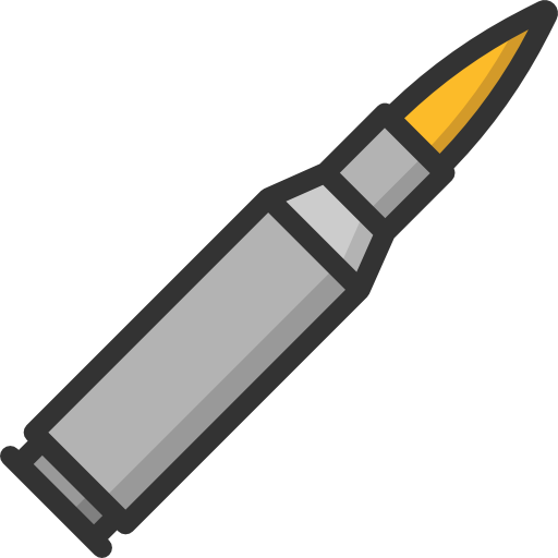 Bullet mark png. Free weapons icons icon