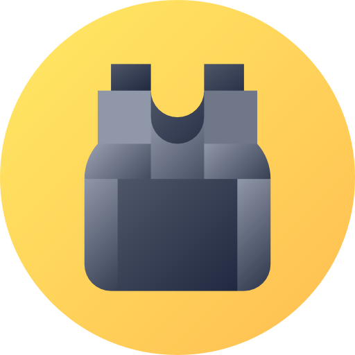 Bullet proof vest png. Free security icons icon