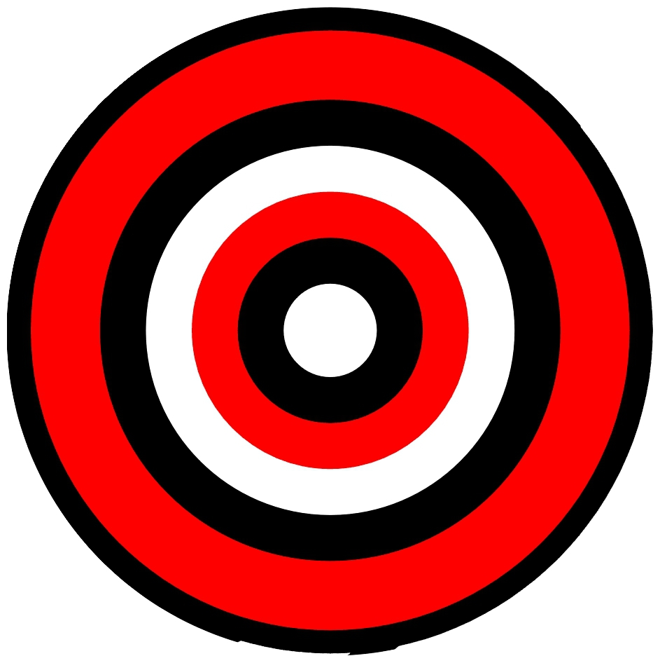Bullseye clipart printable. Cilpart extraordinary ideas learning