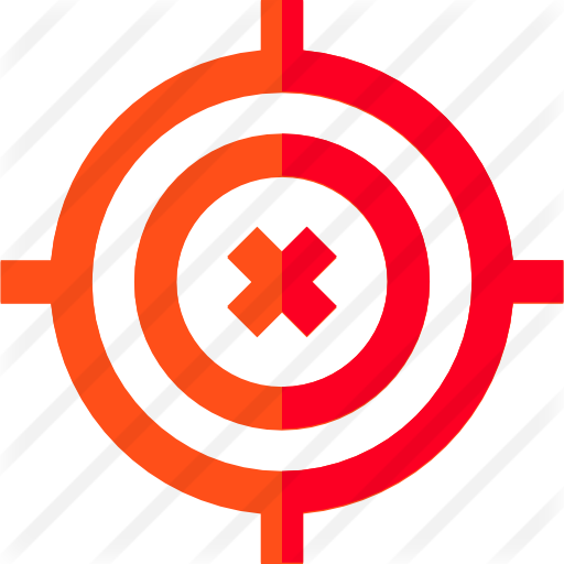 Bullseye svg dart. Board free weapons icons
