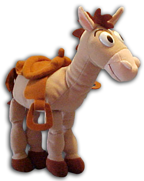 Bullseye toy story png. Horse large plush stuffed