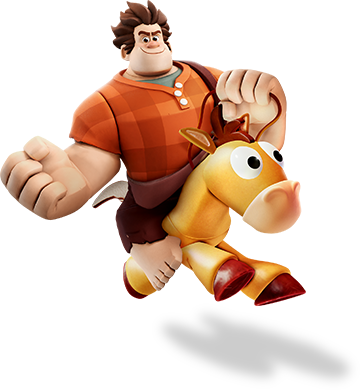Bullseye toy story png. Image ralph riding disney