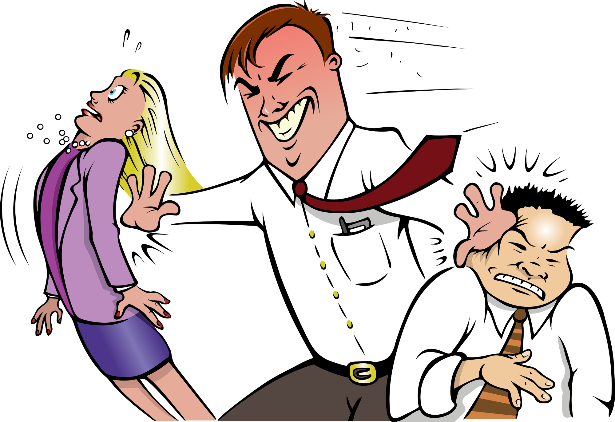 Bully clipart selfish person. Conflict the millennial pastor