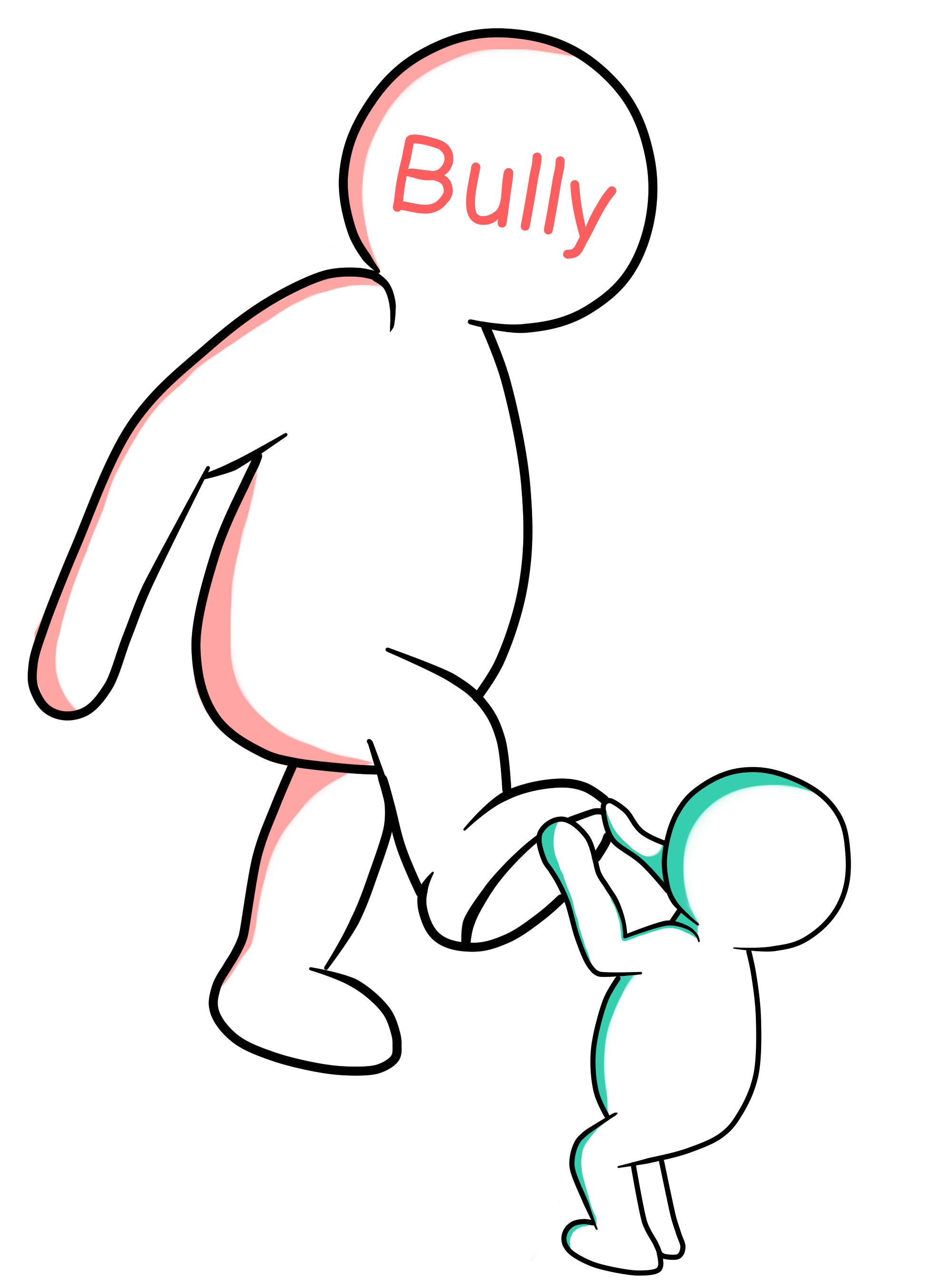 Bullying drawing. Products archive bullyingnomore