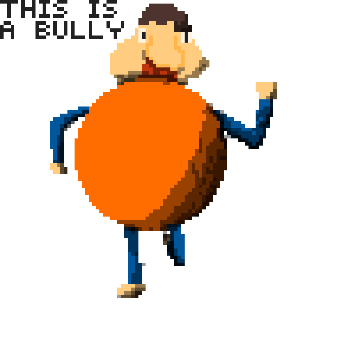 Bully drawing instagram. Pixilart this is a