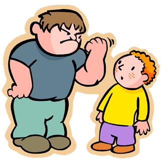 Help kids deal with. Bullying drawing kid image transparent library