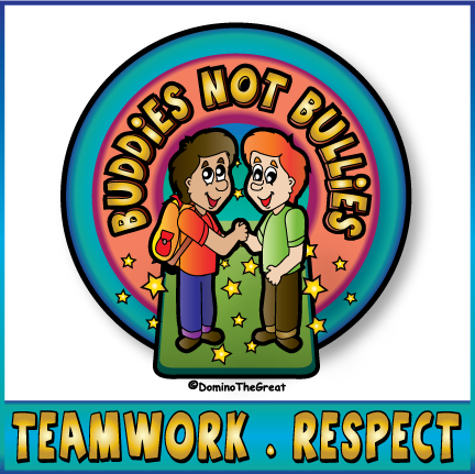 Bullying clipart be a buddy not a bully. Anti school assembly programs