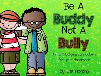 Bullying clipart be a buddy not a bully. An anti curriculum pinterest