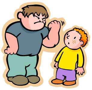 Bedfordview primary school bully. Bullying clipart deliberately svg transparent
