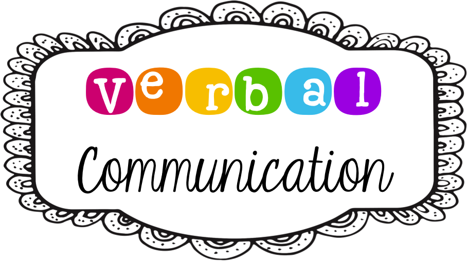 Communication vector verbal. Free cliparts download clip