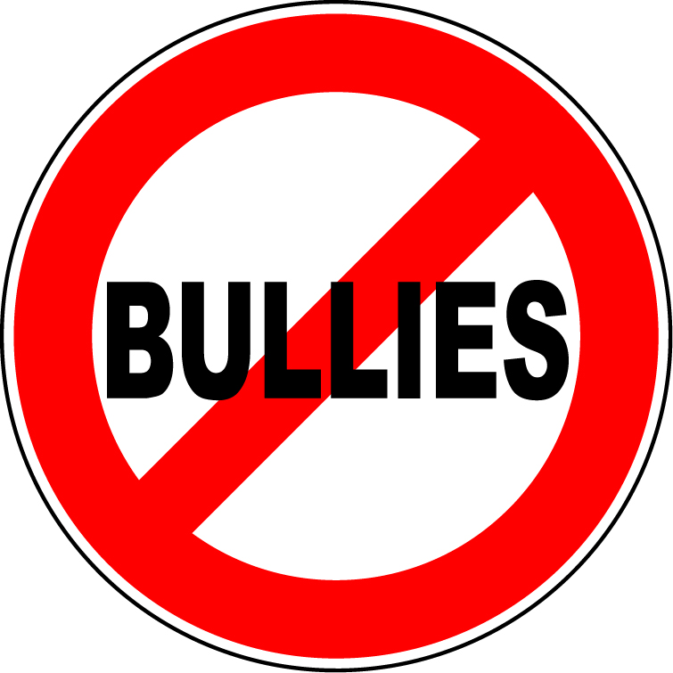 Dealdash talks bullies reviews. Bullying clipart safe graphic black and white