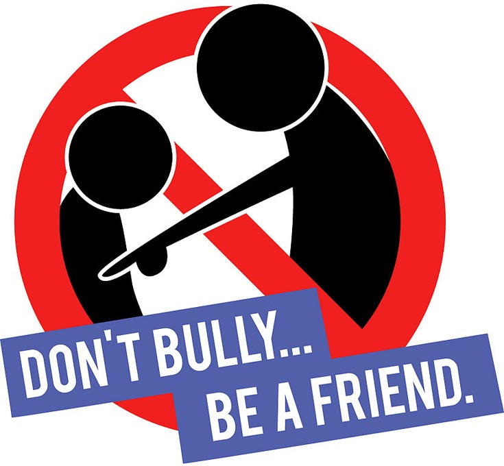 National anti week th. Bullying clipart safe clip art freeuse stock