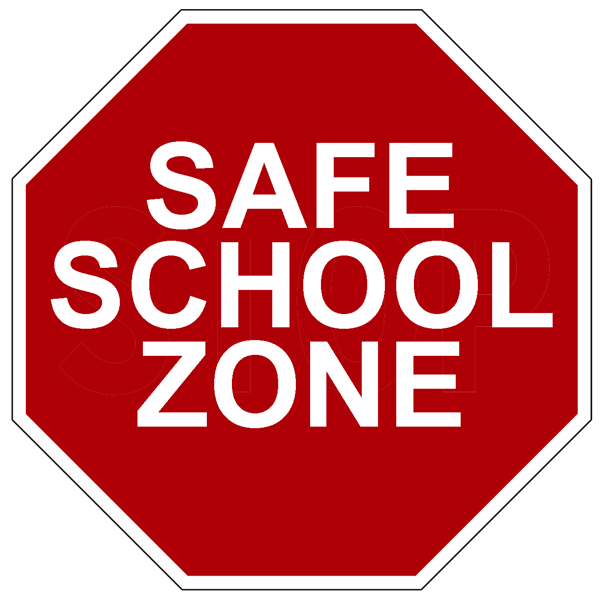 Are schools safer nowadays. Bullying clipart safe vector freeuse stock