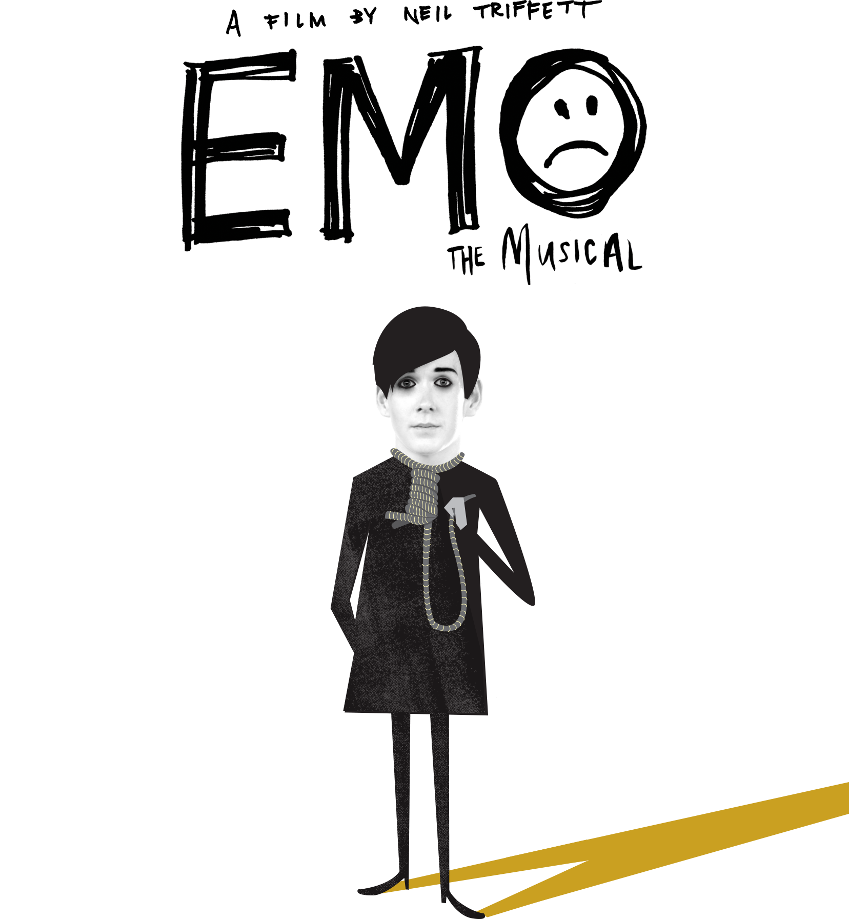 Bullying drawing emo. Ethan the musical