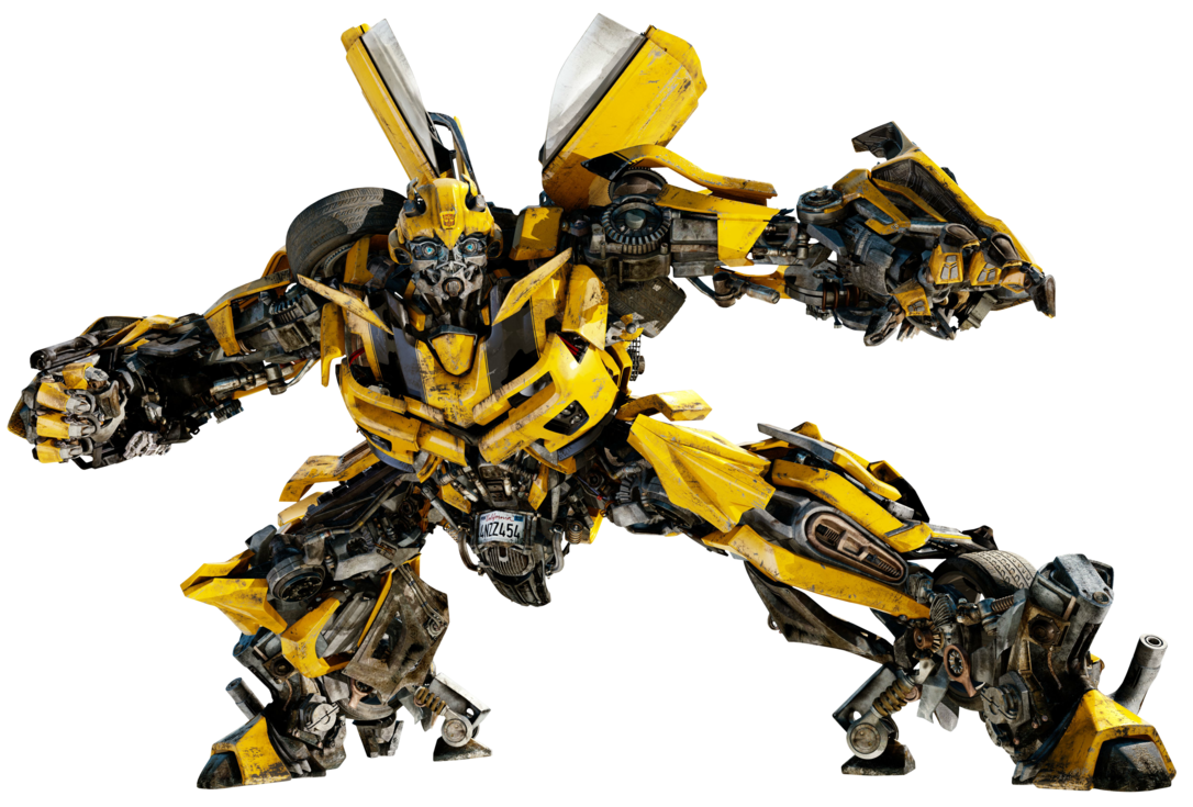 Bumblebee rotf cgi by. Transformer clip bumble bee picture freeuse library