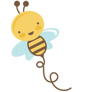 bees transparent svg